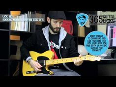 Lick 363/365 - Rocking Melodic Rhythm Lick in A | 365 Guitar Licks Project