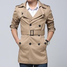 THE CHELSEA - Cotton Trench Coat