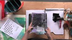 Gelli Plate Printing Techniques with Jodi Ohl -- Published on Sep 25, 2015 Learn gelli plate printing techniques in this preview of Jodi Ohl's new video, Collage Characters, from http://artistsnetwork.tv. Find out more at http://www.northlightshop.com.