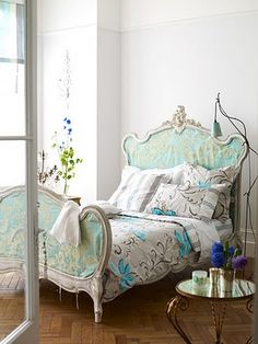 Old Fashioned Bed
