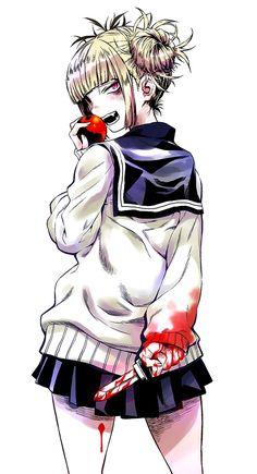 Boku no Hero Academia    Himiko Toga