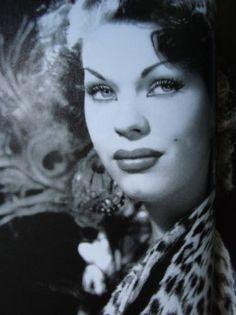Tongolele ~ 1950's Burlesque Dancer & Mexican Movie Star