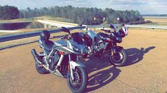 Mid 70s in MS! Fun ride with Dad and gf [1242x2208]