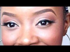 Super Easy Eyeliner & Kiss Lashes