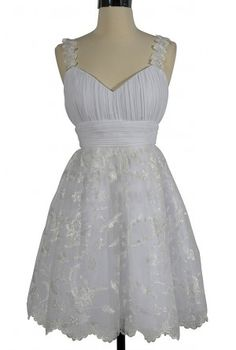 Belle Of The Ball Designer Dress by Minuet In White