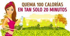 8Sencillas formas dequemar 100 calorías enpocos minutos