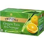 Twinings Vihreä Tee & Appelsiini