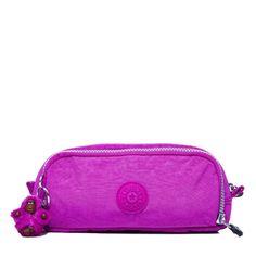 73feaf97b Compre KIPLING : Estojo Gitroy rosa Pink Orchid Kipling por R$269,00 -  Kipling