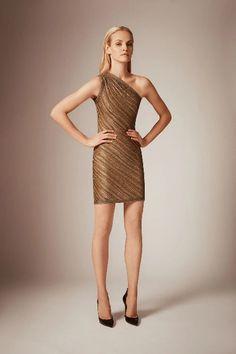 Herv¨¦ L¨¦ger Pre-Fall 2020 Fashion Show - Vogue Fashion 2020, Fashion Show, Fashion Art, Fashion Trends, Bodycon Looks, Herve, Vogue, Formal Gowns, Ladies Dress Design