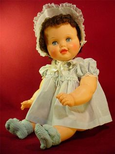 Ideal Bonnie Playpal doll - Beautiful