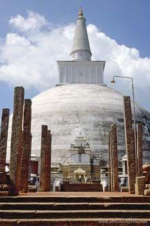 Ruínas de Anuradhapura, Sri Lanka