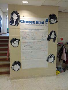 Choose Kind - large sheet for students to sigh http://media-cache-ec0.pinimg.com/originals/57/40/7d/57407d17b09c5f6a816adfa0669198f3.jpg