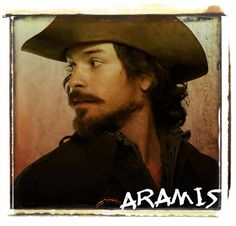 The Musketeers - Aramis [gif]