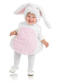 Kids Rabbit & Bunny Costumes: Rabbit Toddler / Kids Costume (more details at Halloween-Kids-Costumes.com) #Easter #Halloween #costumes