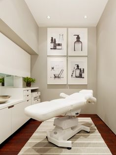 Perricone MD Spa Room at the Malibu Store