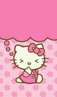 Image via We Heart It https://weheartit.com/entry/145199213/via/22479432 #cute #hellokitty #pink #wallpaper