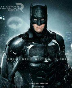 The arkham bat