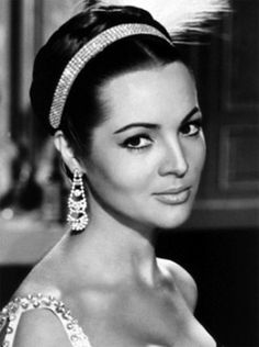 Sara Montiel - (03/10/1928 - 04/08/2013) age 85. Actress. Soundtrack. Producer - she was born in Spain