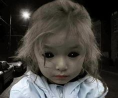 The Mystery of the Black eyed children - Very Scary Creepy Stories, Ghost Stories, Horror Stories, Aliens And Ufos, Ancient Aliens, Black Eyed Kids, Creepy Kids, Creepy Children, Ghost Sightings