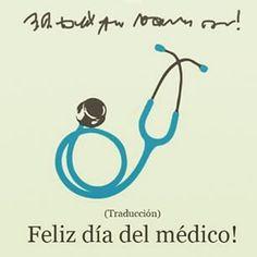 Feliz día del médico, gracias por dedicar tus días a curar y salvar vidas! #FelizDiaDelMedico #Venezuela #Marzo #DiezDeMarzo #10DeMarzo #Medico #Doctor #Vida #Salud #FelizDia