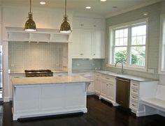 New kitchen in Deerfield, Il. Oxford Development.