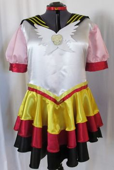 Plus Size Eternal Sailor Moon Costume Cosplay Adult Women's Custom Fit 16 18 22 22 24 by AGypsyRed on Etsy https://www.etsy.com/listing/122099023/plus-size-eternal-sailor-moon-costume