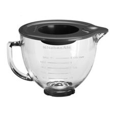KitchenAid 4.8L Glass Bowl For KitchenAid Stand Mixers