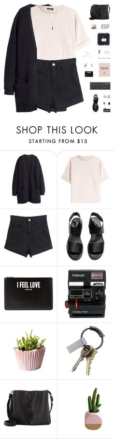 """TRUTH // update"" by c-hristinep ❤ liked on Polyvore featuring H&M, Brunello Cucinelli, Givenchy, Polaroid, Prada, CB2, Maison Margiela, Isabel Marant, women's clothing and women's fashion"