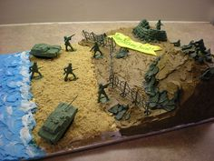 army cake - Google Search
