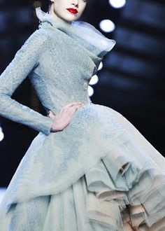 #Dior #Christian_Lacroix  #haute_couture  #2012 #in