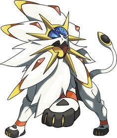 Pokemon Sun And Moon Solgaleo Pokemon Pokemon Solgaleo