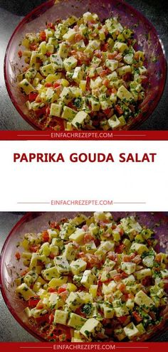 Paprika gouda salat these smoothie recipes are perfect for healthy weight loss goals! Easy Smoothie Recipes, Easy Smoothies, Easy Salad Recipes, Potluck Recipes, Easy Salads, Good Healthy Recipes, Healthy Snacks, Vegetarian Recipes, Easy Meals
