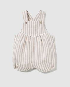 Baby Boy Baptism Outfit, Baby Boy Outfits, Kids Outfits, Neutral Baby Clothes, Handmade Baby Clothes, Romper Suit, Romper Pattern, Baby Shirts, Little Girl Dresses