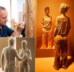 Peter Demetz esculturas/ Peter Demetz Scultures