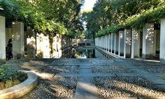 Parc de Bercy Bel Air, France Landscape, Sidewalk, Gardens, Side Walkway, Outdoor Gardens, Walkway, Walkways