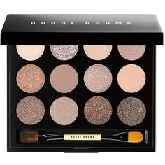 Bobbi Brown Shimmering Eye Palette (92 CAD) ❤ liked on Polyvore featuring beauty…