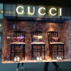 Gucci new display at @macy's #nyc