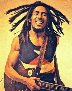 Happy Father's Day to Bob Marley!!!!