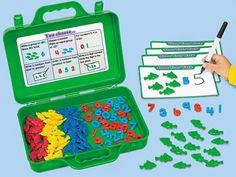 Number Sense Skill-Builder Box