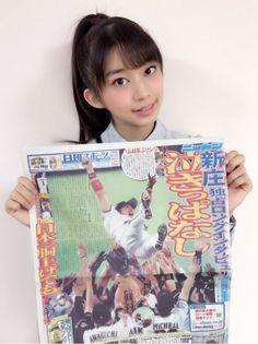 モーニング娘。'16 12期『『北海道日刊スポーツさん♡22』』