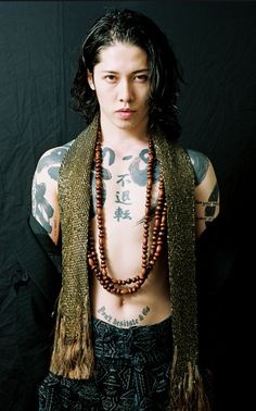 Miyavi (2013). If you like guitar, look him up. You'll thank me.