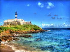 Farol da Barra, Salvador, Bahia