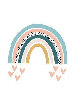 Rainbow Wallpaper, Iphone Background Wallpaper, Aesthetic Iphone Wallpaper, Aesthetic Wallpapers, Cute Wallpaper Backgrounds, Pretty Wallpapers, Wall Stickers, Wall Decals, Rainbow Wall Decal
