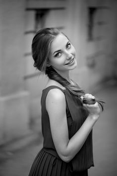 Photograph Nadya by Ann Nevreva on 500px