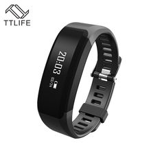 $32.18 (Buy here: alitems.com/... ) TTLIFE Heart Rate Monitor Bluetooth Smart Wristband Waterproof fitness Tracker Smartband for Android IOS Brand Smart Bracelet for just $32.18 - smart bracelet fitness tracker watches - http://amzn.to/2ijjZXZ