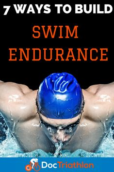 Swimming is one of the best exercises with which to treat our bodies. It pushes us to the limit and is often described as an overall workout for the body. But what if you couldn't swim for any extended period of time before getting exhausted? Here, then, are 7 key ways you can improve your swimming stamina. #swimming #swimmingtips #triathlon #triathlonswimming #doctriathlon Triathlon Motivation, Triathlon Gear, Triathlon Training, Training Motivation, Marathon Training, Swimming Drills, Triathlon Swimming, Swim Training, Endurance Training
