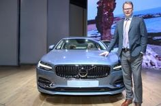 Q+A: Volvo R&D Senior Vice President Peter Mertens. The future of autonomous driving.