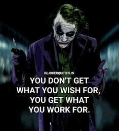 19 Joker Quotes Scroll down for more joker quotes…. Missing Quotes, Great Quotes, Inspirational Quotes, Motivational, Best Joker Quotes, Badass Quotes, Truth Quotes, Life Quotes, Reality Quotes