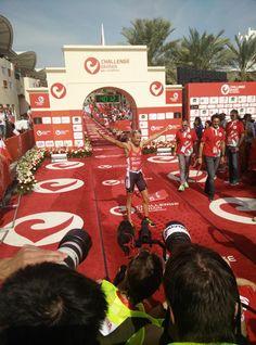 Helle Frederiksen wins #ChallengeBahrain!!!