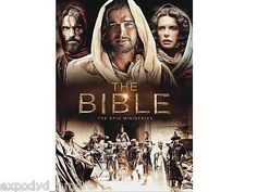 cool The Bible The Epic Miniserie(2014) 4 discs set FAST SHIPPING! - For Sale